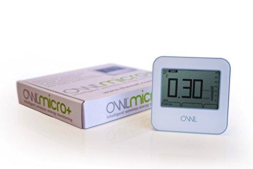 Owl Micro Electricity Monitor Medidor de consumo eléctrico