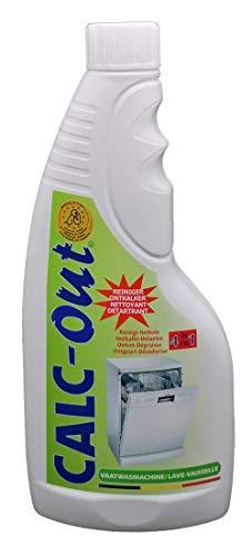 CALC-Out Détartrant, nettoyant, dégraissant & désodorisant pour Lave-vaisselle toutes marques 500ML