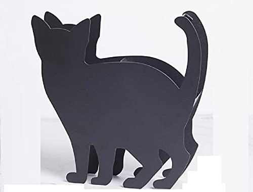 【神話広場】 黒猫 蚊取り線香 ホルダー 蚊遣り スタンド 立て インテリア グッズ 雑貨