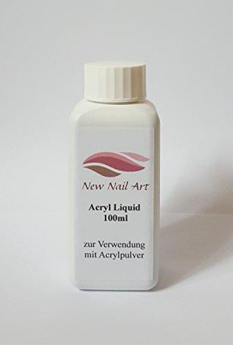 NEW Nail Art acrylique Liquid 100 ml liquide acrylique pour ongles Design, Accessoires Gel modelage
