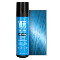 Watercolors Intense Shampoo Turquoise 8.5 Oz