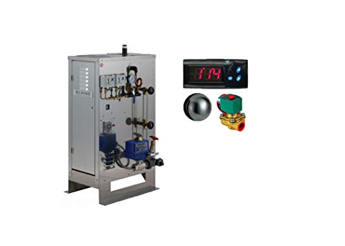Best Price Mr Steam CU-500 12 KW Commercial Steam Bath Generator with Digital 1 Control Package and ...
