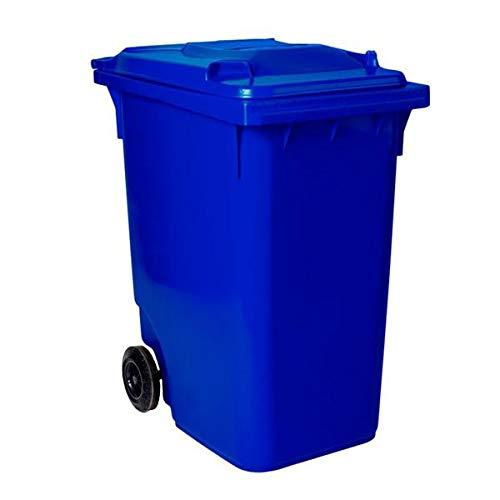 SSI Contenedor de Basura 360 litros Color Azul