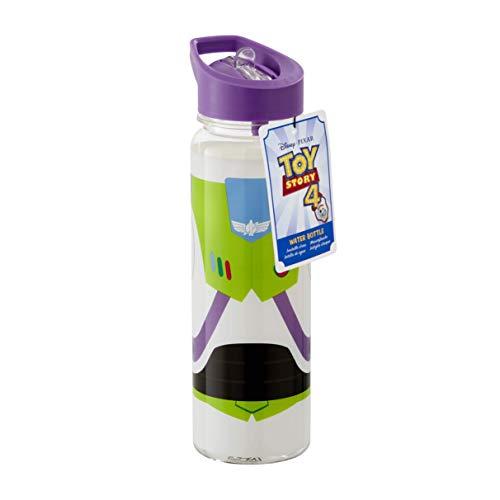 Funko Toy Story-Plastic Water Bottle-Buzz, Multicolor, 750ml