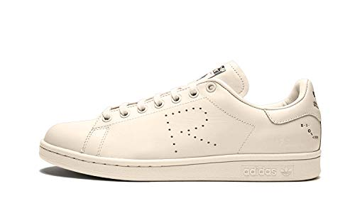 adidasCG3351 - Raf Simons Stan Smith Damen , Beige (Cream White/Cream White/Core Black), 42 EU