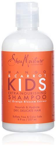 Shea Moisture Mango & Carrot Kids Extra Nourishing Shampoo 237 ml