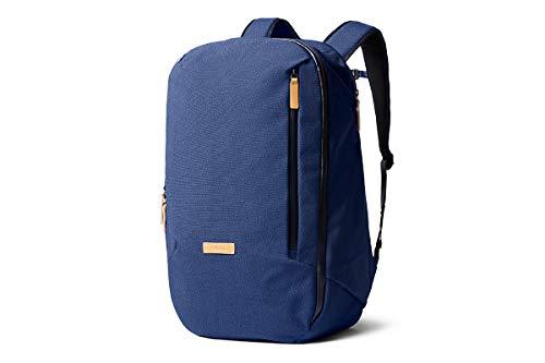 Bellroy Transit Backpack(15インチのノートPC、圧縮バンド、調節可能なチェストストラップ、体に沿うバックパネル、整頓しやすいポケット) - Ink Blue