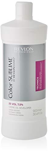 Revlon, Revelador para tintes de pelo (Vol. 7.5%) - 900 ml.