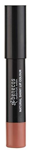 benecos Bio benecos Shiny Lipcolour rusty rose (1 x 2,50 gr)