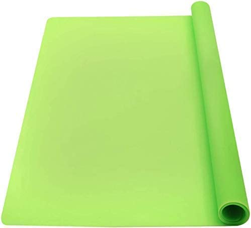 DYJKOUG Extra Large Silicone Sheet for Crafts Jewelry Casting Moulds Mat Multipurpose Placemat product image