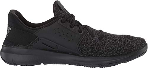 Nike Men's Flex Control TR3 Sneaker, Black/Black-Anthracite-White, 11 Regular US