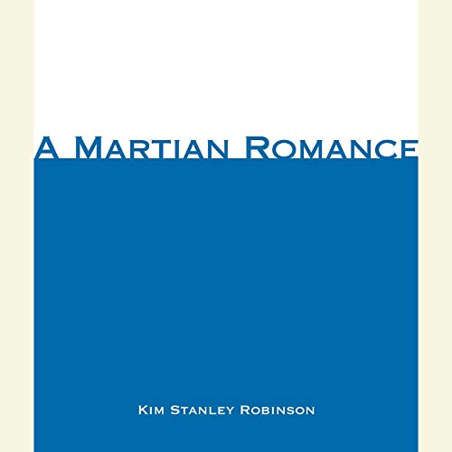 A Martian Romance cover art