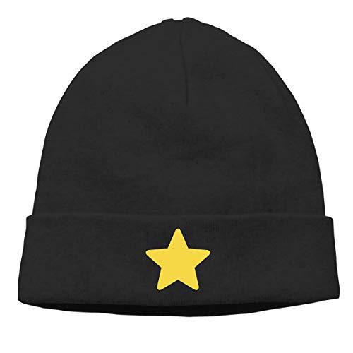 Men & Women Soft Beanie Baggy Hat Hip-Hop Stretchy Knit Cap Lightweight Half Balaclava Teens Gifts