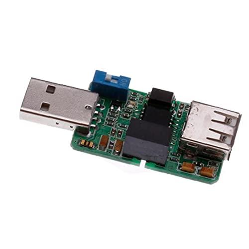 LAANCOO USB al Voltaje aislador Módulo de protección ADUM4160 ADUM3160 USB Junta 1500V de Apoyo 12 Mbps 1,5 Mbps