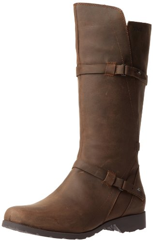 Hot Sale Teva Women's De La Vina Boot,Brown,8 M US