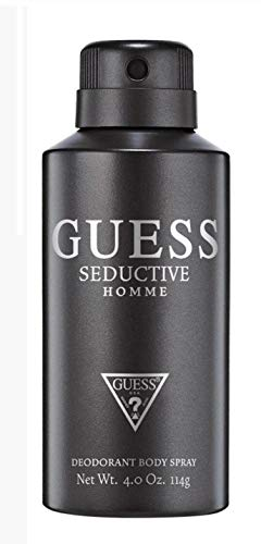 Guess Guess Seductive Homme By Guess for Men - 5 Oz Deodorant Body Spray, 5 Oz