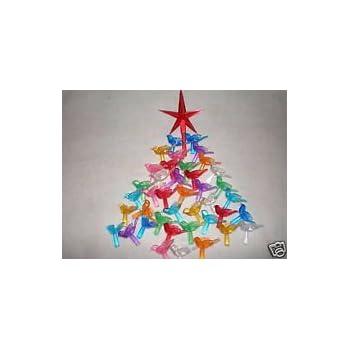 36 MEDIUM BIRD DOVES Replacement Bullbs for Ceramic Christmas Trees Lights Bulbs