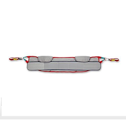 Rebotec Rückengurt für Aufstehhilfen mit Klettverschluss made in Germany (L)