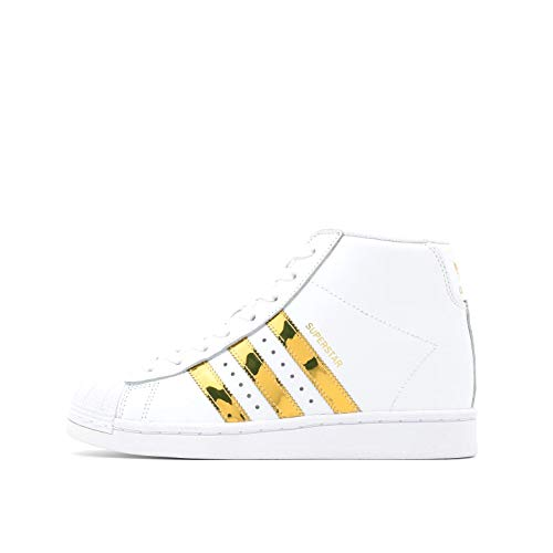 ADIDAS Sneakers Unisex Mod. FW3905 Superstar UP W White White 36