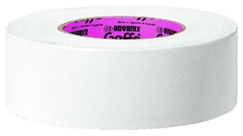 Monacor at-202/WS 50m weiß Klebeband für Büro–Klebeband für Büro (50m, weiß, 50mm)