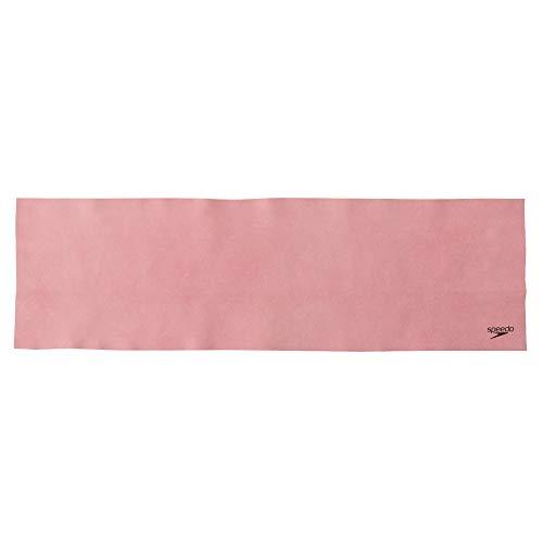 Speedo(スピード) タオル Micro Sports セームタオル マイクロスポーツセームタオル 水泳 ユニセックス SE62050 ピンク FREE