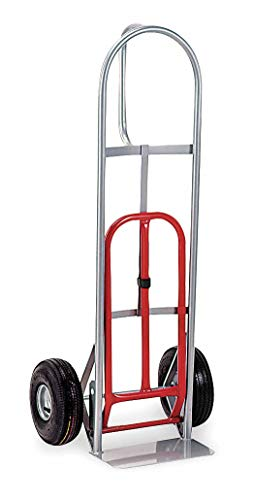 Hand Truck Nose Plate Extension, Steel, Load Capacity 200 lb.
