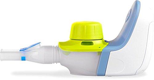 Pari Boy Free Inhalationsgerät mit Schwingmembran-Technologie
