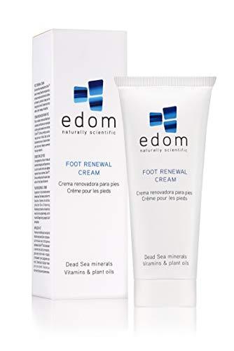 Edom–del pie Crema Mar Muerto–Crema contra callos–con minerales Valioso del Mar Muerto