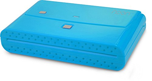 Noon 1180040AirProtect máquina al vacío azul