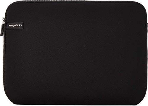 "Amazon Basics NC1303153 - Funda para ordenadores portátiles (14""), color negro"