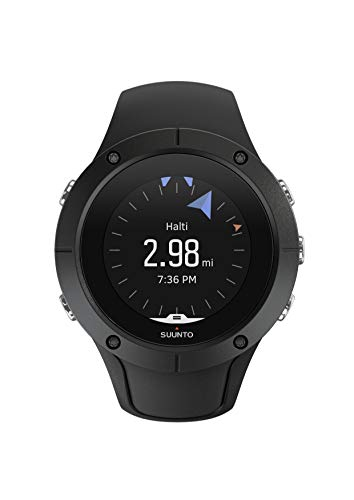 SUUNTO Spartan Trainer Wrist HR Multisport GPS Watch (Black)