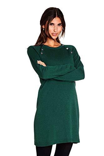 Milker Lis - Robe d'allaitement Green Taille S