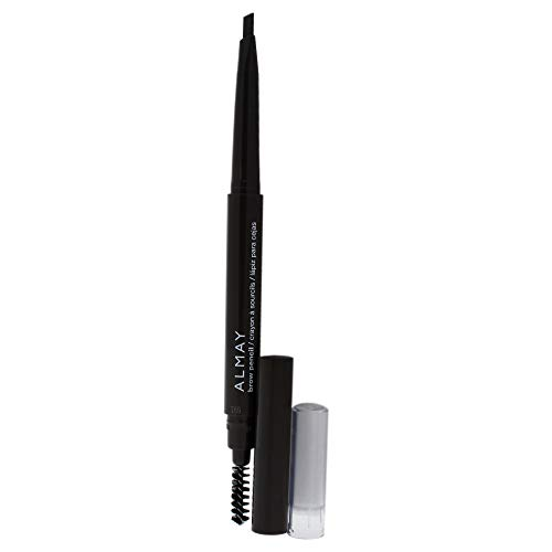Almay Eyebrow Pencil, Brunette, 1 count, with eyebrow brush