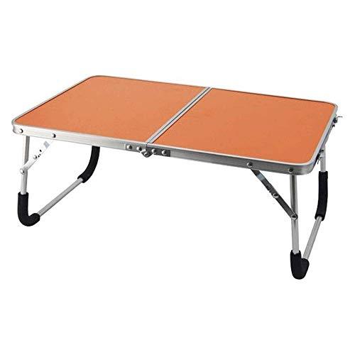 Inicio Accesorios Mesa para portátil para cama Bandeja de desayuno plegable Mini escritorio portátil para picnic Espacio de almacenamiento Escritorio para portátil Soporte para portátil Soporte par