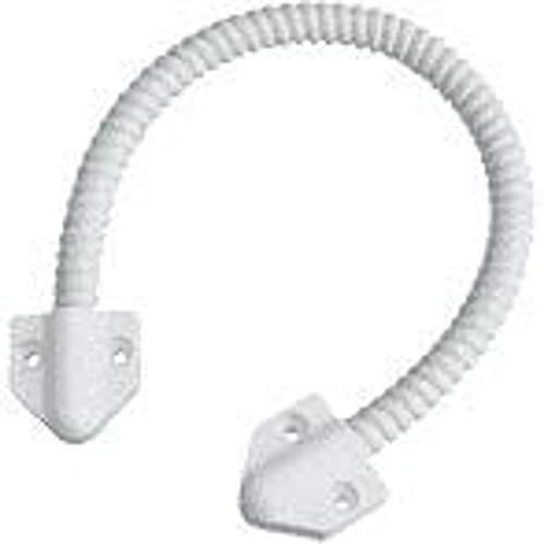 Indexa Kabelübergang 33192 weiß, 30cm Glasbruch-, Erschütterungs-, Körperschallmelder 4015162331929