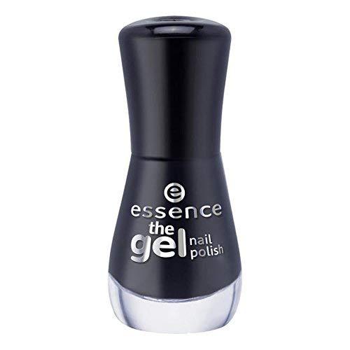 Essence Nagellack Nagellack Effekt Gel The Gel Nagellack 8ml 46Black is back