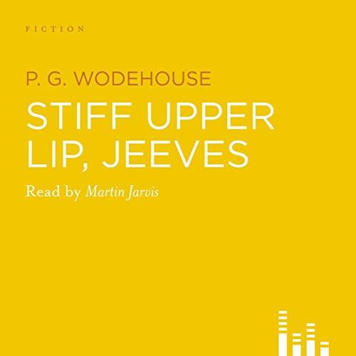 Stiff Upper Lip, Jeeves Titelbild