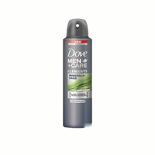 Dove Men + Care Minerals & Sage Spray 150 ml