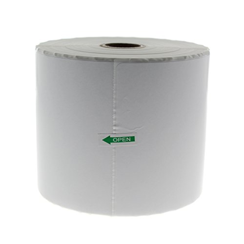 Thermal Labels Printer Roll 4x6 Direct Shipping Barcode Labels 500 Per Roll for Zebra Printer ZP-450 500 505 (1 Roll)