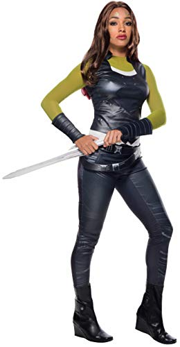 Rubies womens Marvel: Avengers Endgame Deluxe Gamora Adult Sized Costumes, As Shown, Medium US