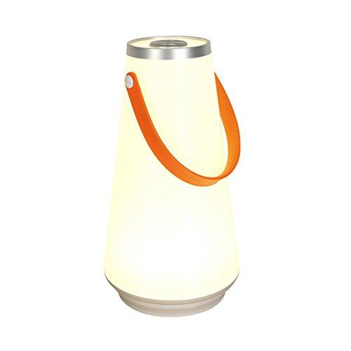 LED Nachtlicht Tragbare zum Aufhängen Camping Lampe Schlafzimmer USB wiederaufladbar dimmbar Energiesparend USB auf die Wand Lampe Notlicht