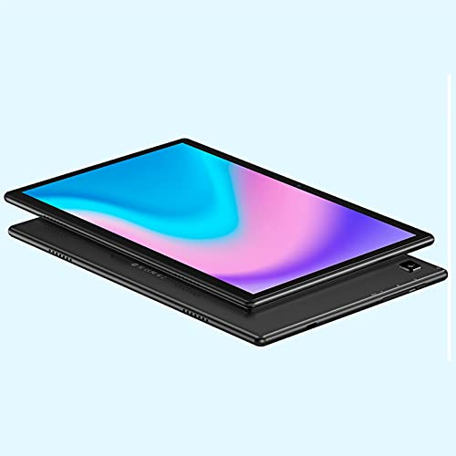 10.1 Pulgadas Android 10 4G Network Tablet PC T618 Ocho-Core Doual Teléfono 1920x1200 6GB RAM, 128GB ROM Pantalla Completa WiFi Bluetooth GPS FM Negro