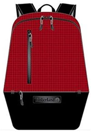 Timberland Unisex Castle Hill Backpack, Biking Red