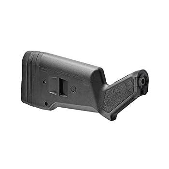 Magpul SGA Ambidextrous Butt Stock Mossberg 500/590/590A1 Shotgun Black