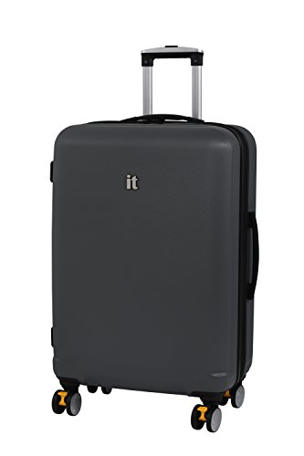it luggage Dexterous Suitcase, 72 cm, 110 L, Charcoal Grey