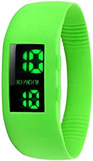IOION L-GRF26-II Casual Watch For Unisex Digital Silicone - Green