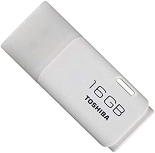 Toshiba TransMemory USB Flash Drive 16 GB - White