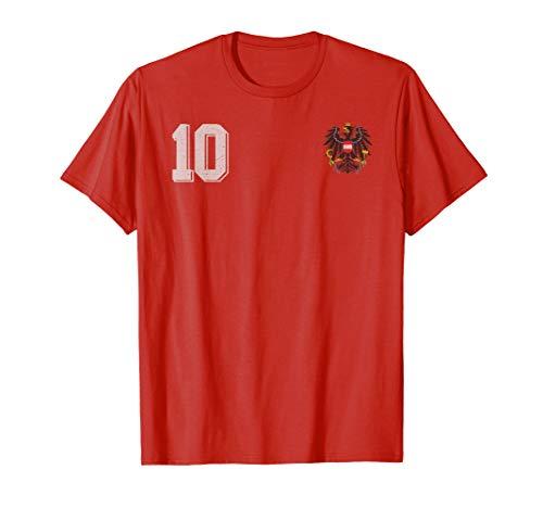 Austria or Österreich Fußball or Football Trikot T-Shirt