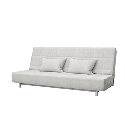 Soferia - Ikea BEDDINGE Fodera per Divano Letto a 3 posti, Glam Beige