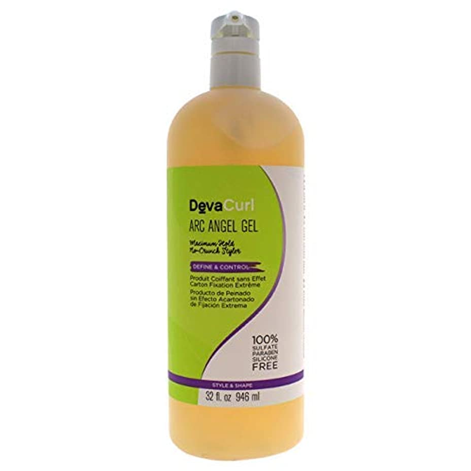 モネ航空人差し指デヴァ Arc Angel Gel (Maximum Hold No-Crunch Styler - Define & Control) 946ml/32oz並行輸入品